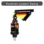 Kontrolní systém Swing logo